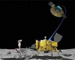 Relay satellite Queqiao plays key role in exploring moon's far side