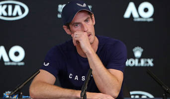 Andy Murray Could Retire After 2019 Australian Open Due to Hip Injury