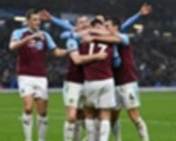 burnley 2 fulham 1: bryan and odoi own goals sink ranieri's men