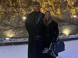 Rees-Mogg shares snap with wife on romantic anniversary break in Prague: 'anti EU not anti Europe'
