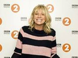 zoe ball to stay off social media as she gets set to make her debut as bbc radio 2 breakfast host