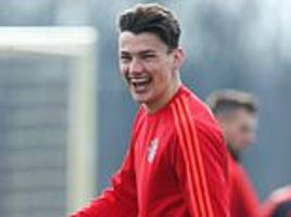 manchester united youngster regan poole wanted back by former club newport county on loan