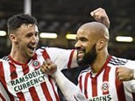 sheffield united 1-0 queens park rangers: david mcgoldrick heads winner