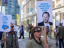 Marc Benioff struggled for most of last summer with his decision to keep Salesforce's controversial contract with the US Customs Border Patrol (CRM)
