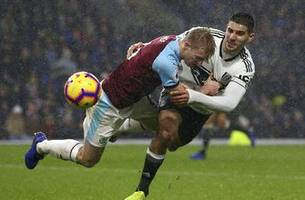 burnley profits from fulham own-goals in epl