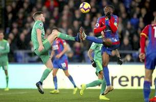 cleverley gives watford 2-1 victory at crystal palace in epl