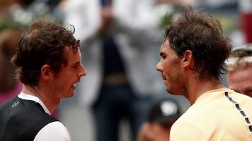 andy murray retirement: rafael nadal says former world number one is 'suffering'