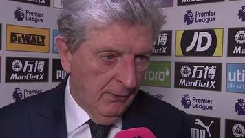 crystal palace 1-2 watford: roy hodgson hopes for january signings