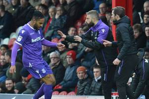 stoke city player ratings: keeper and key defender earn top marks in brentford defeat