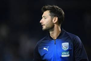 the latest on wes hoolahan's west brom future as norwich city favourite meets his former club