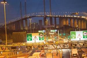 m25 dartford crossing traffic: the roadworks to be aware of this weekend