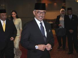 pahang has a new sultan, putting him in line to be elected malaysia's king