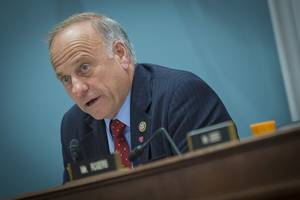 US congressman from Iowa under fire for racist comments