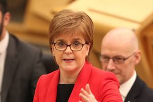 nicola sturgeon told 'she must agree to standards probe over salmond meetings or face parliamentary inquiry'