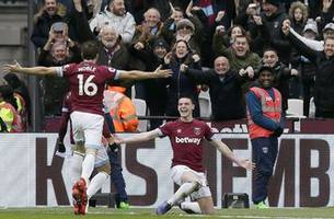 west ham hands arsenal 2nd loss in 3 premier league games