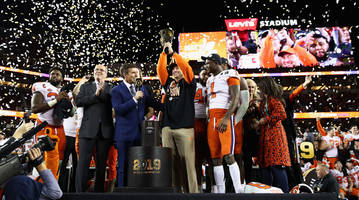 clemson to visit white house after national championship win