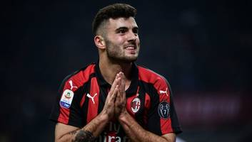 sampdoria 0-2 milan (aet): report, ratings & reaction as cutrone's extra time double secures win
