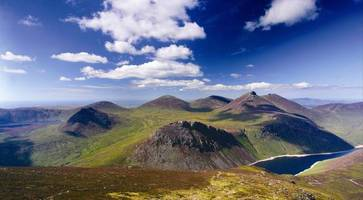 three rescue operations underway in mourne mountains due to strong winds