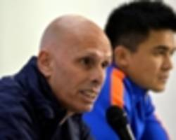 asian cup 2019: stephen constantine - sunil chhetri is the messi of india