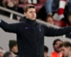 'we don't kick a ball' - spurs v united not about me or pochettino, claims solskjaer