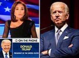 trump says biden was on 'trash heap' before obama picked him and calls him a failing one-percenter