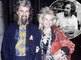 billy connolly's memoir reveals his secret of success with the ladies and life as a shipyard welder