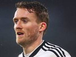 fulham's andre schurrle admits concern following defeat to burnley