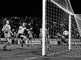 match of their day: the night the light went out for wolves in europe