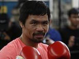 manny pacquiao reveals the seven best opponents he has faced during his career