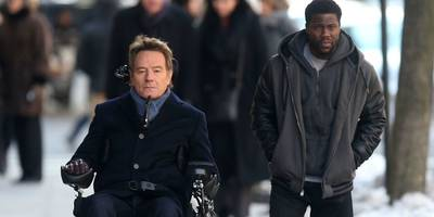 kevin hart's new movie 'the upside' exceeded expectations and dethroned 'aquaman' from top of the box office