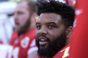 Dave? Dave? Kansas City man gets tickets for helping Chief