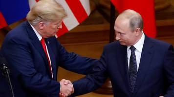 trump denies hiding detail of putin summit talks from staff