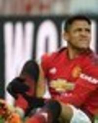 why is alexis sanchez not playing? man utd boss reveals why star is out vs spurs