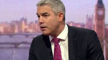 brexit secretary stephen barclay on brexit no deal 'challenges'