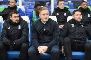 'you need to send the message' everything garry monk said as birmingham city fall to middlesbrough defeat
