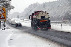 sussex weather: latest map shows winter storm to bring 6 inches of snow to sussex