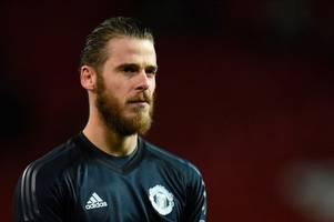 manchester united's david de gea hailed the 'best goalkeeper in the world' by manager ole gunnar solskjaer after spurs win