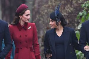 meghan markle 'didn't get invite to kate middleton's birthday party' amid rumours of rift