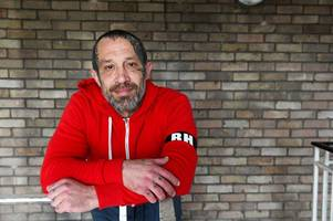 the former drug addict criminal desperately seeking a new life but rejected because of his past