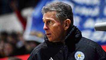 Claude Puel Shrugs Off Booing Fans After Leicester Suffer Home Loss to 10-Man Southampton