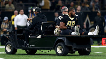 report: saints dt sheldon rankins suffers torn achilles' tendon in nfc divisional round