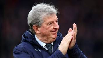 roy hodgson claims he couldn't have asked crystal palace players for more despite defeat to watford