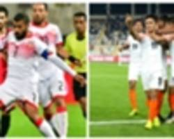 Asian Cup 2019: India v Bahrain - Four players to renew rivalry eight years on