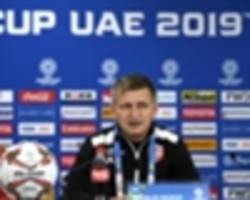 asian cup 2019: miroslav soukup - india were thinking too much about a draw