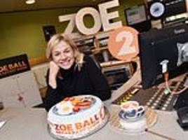 ex-bbc roger mosey: breakfast with zoe ball was good but it needs a dash more sizzle