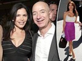 how big-spender lauren sanchez set her sights on jeff bezos after befriending him in seattle