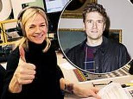 zoe ball's daughter tunes into greg james' radio 1 show in favour of her mother's
