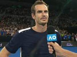andy murray vows to do everything possible to make return to australian open