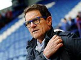 Fabio Capello suggests sit-down protests if there is racist chanting