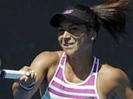 heather watson becomes first brit to bow out of the australian open